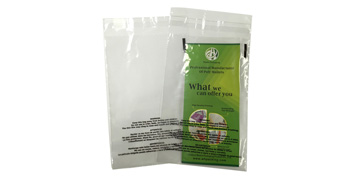Transparent Poly Mailers